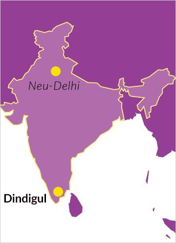 Diözese Dindigul, Indien