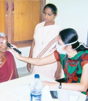 TamilNadu<br />St. Ann's Health Centre