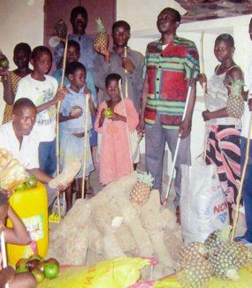 Togo<br />Aktion PIT