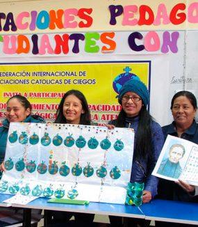 Fortbildungsangebot für Lehrkräfte in Peru