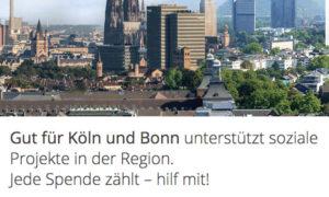 Gut für Köln und Bonn