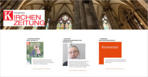 Kirchenzeitung Köln vom 5. Juli 2019 | Nr. 27