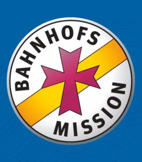 Kooperation mit der Bahnhofsmission Bonn