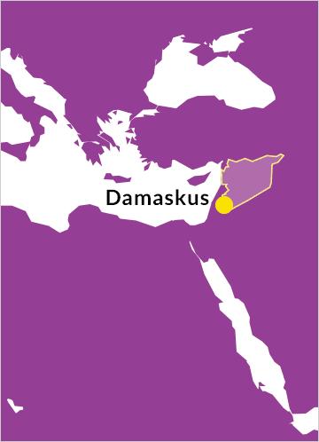 Der Patriarchalische Orden vom Heiligen Kreuz zu Jerusalem in Aachen betreut Projekte in Syrien