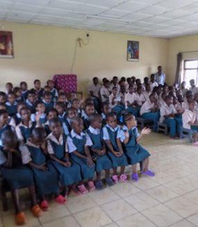 Äthiopien Shashemane School