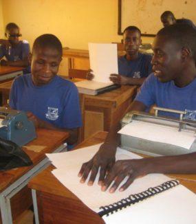 UGANDA / Soroti – ST.FRANCIS SECONDARY SCHOOL FOR THE BLIND