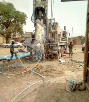 Burkina Faso – Blindenzentrum Ouagadougou
