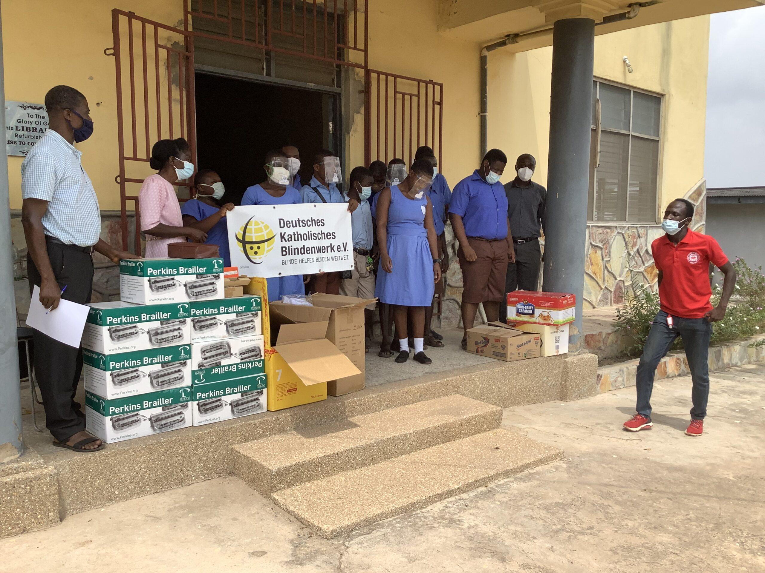Ghana – Akropong School for the Blind