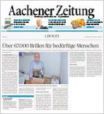 Aachener Zeitung, 19. Mai 2021