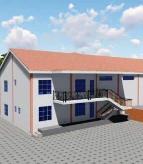 Bau eines Warehouse/Lagerhauses